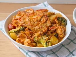 One-Pot Pork Chop Supper