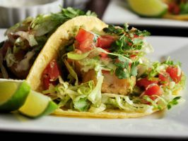 Amazing Shrimp Tacos