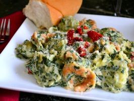 Spinach & Artichoke Tortellini