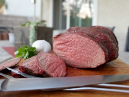 The Perfect Rump Roast