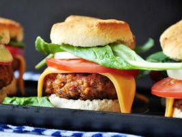 Simple Sausage Sliders