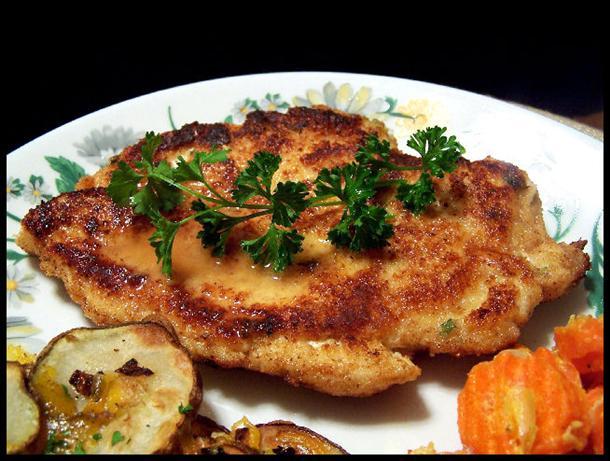 Chicken Schnitzel. Photo by NcMysteryShopper