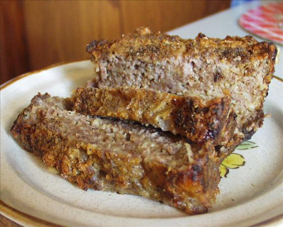 The Best Meatloaf. Photo by Marsha D.