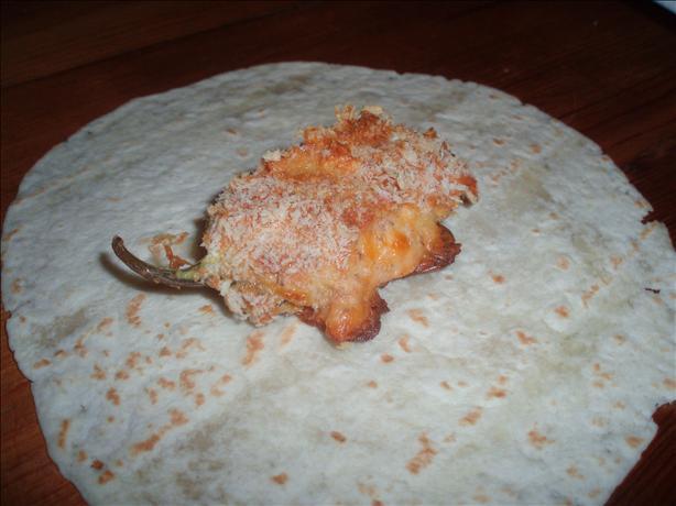 Baked Stuffed Jalapeños. Photo by Kiwiwife