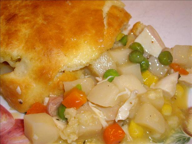 Easy Bisquick Chicken Pot Pie Recipe - Food.com