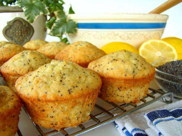 Lemon Poppy Seed Muffins. Photo by Marg (CaymanDesigns)