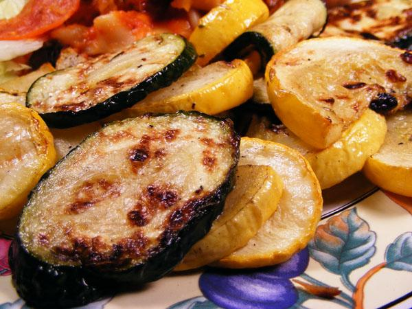 Marinated And Grilled Zucchini And Summer Squash Recipe ...