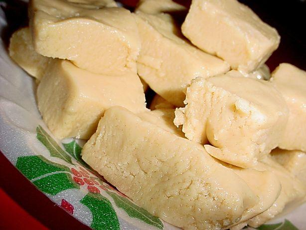 Grandma's No-Cook Peanut Butter Fudge. Photo by True Texas