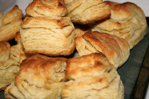 Extra-Flaky Southern Buttermilk Biscuits Recipe - Food.com