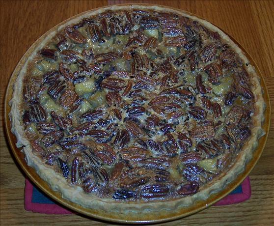 Caramelized Apple Pecan Pie. Photo by Hey Jude