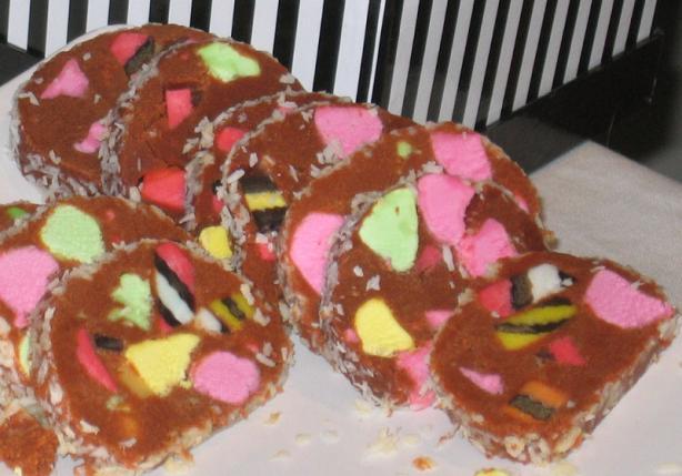 Cake Designs Nz : New Zealand Lolly Log Cake Recipe - Food.com