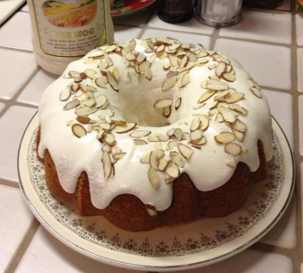 Egg Nog Using Heavy Cream: Eggnog Bundt Cake Recipe