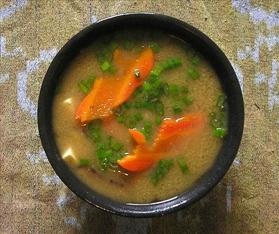 ... mushroom miso soup steamy kitchen recipes tofu and mushroom miso soup