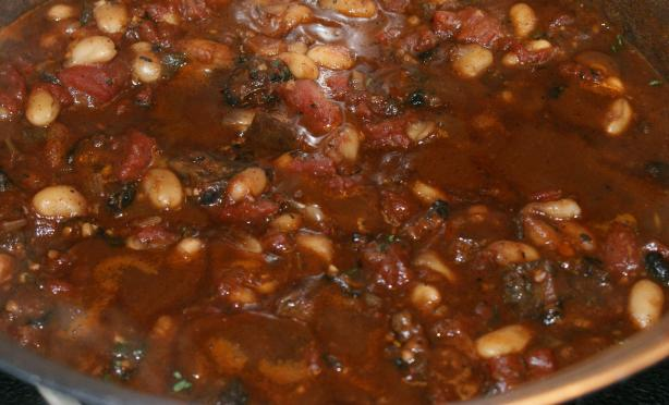 Italian Mushroom Chili. Photo by Irmgard
