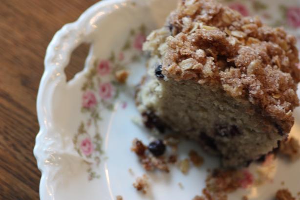 Blueberry Muffin Cake Recipe - Food.com