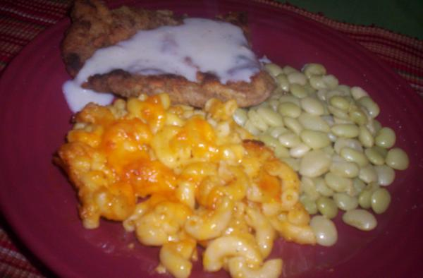 Southern Living Baked Macaroni and Cheese. Photo by Chef shapeweaver ...