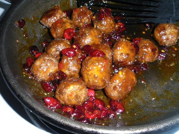 Cranberry Glazed Meatballs Recipe - Food.com