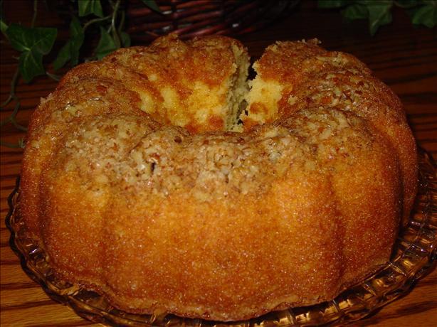 Tortuga Coconut Rum Cake Recipe