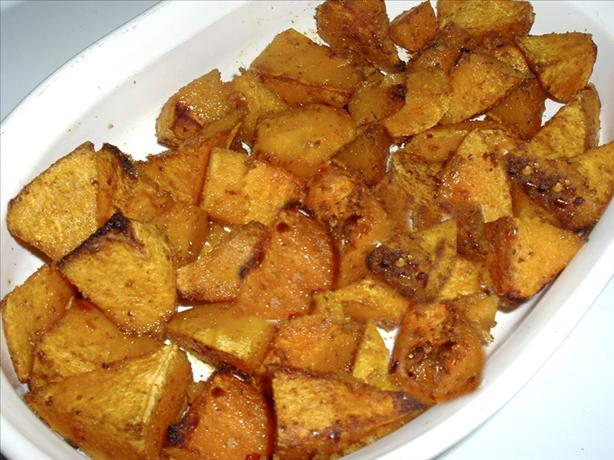 Spicy Roasted Squash Recipes — Dishmaps