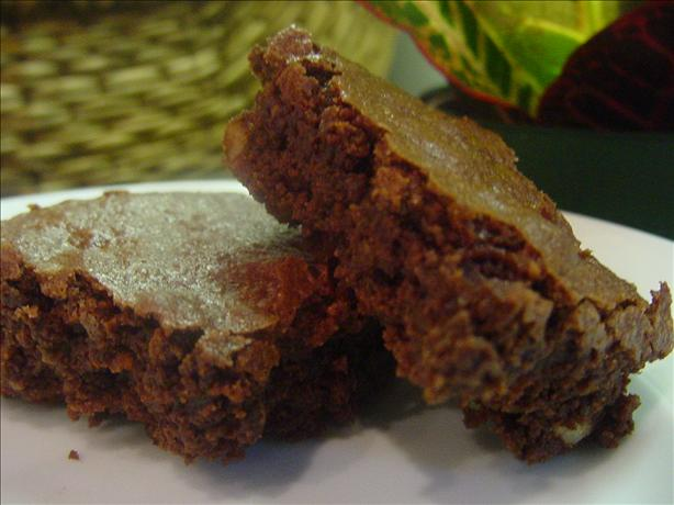 Perfect Brownies. Photo by Sharlene~W