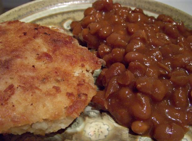 Newfoundland Cod Cakes. Photo by Elly in Canada