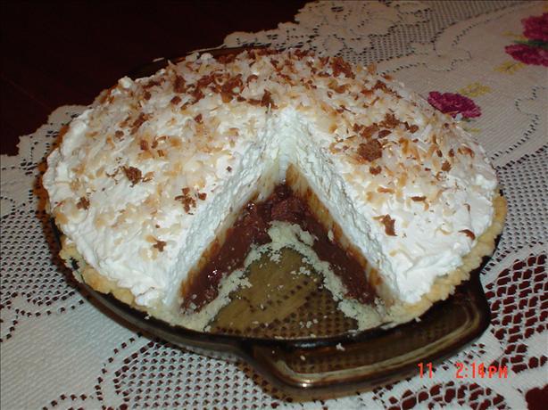 Chocolate Haupia Coconut) Pie Recipe - Food.com