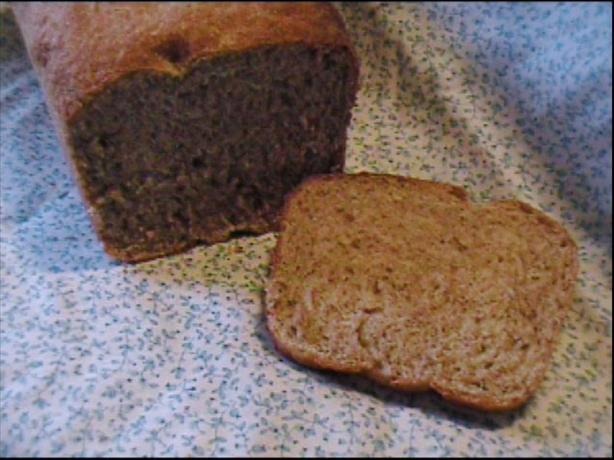 Basic, Light & Easy Whole Wheat Bread. Photo by CoffeeMom