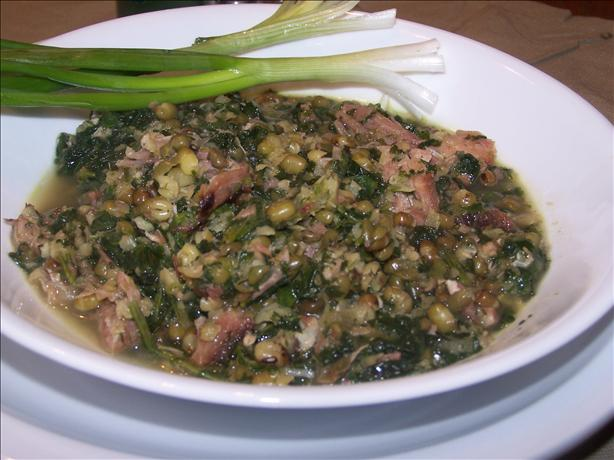 Hearty Whole Mung Bean Soup Recipe - Low-cholesterol.Food.com