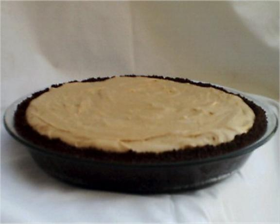 Rich and Creamy Peanut Butter Pie. Photo by Deb's Recipes