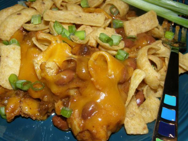 Frito Chili Pie. Photo by mydesigirl