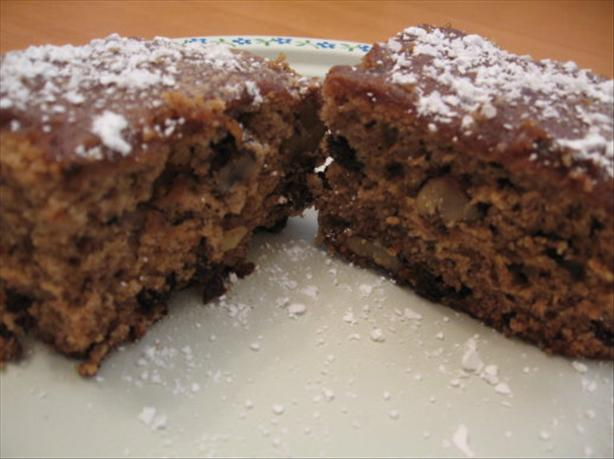 Wonderful Applesauce Spice Cake. Photo by Engrossed