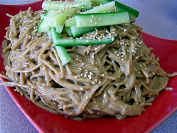 Cold Sesame Noodles Recipe - Food.com