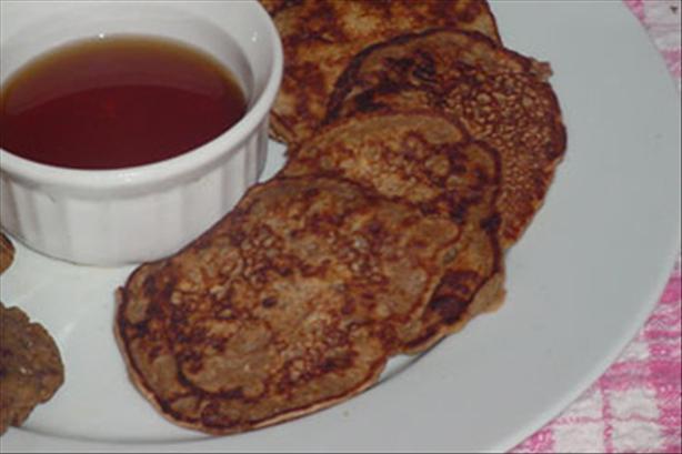 Low Fat Whole Wheat Banana Pancakes Recipe - Food.com