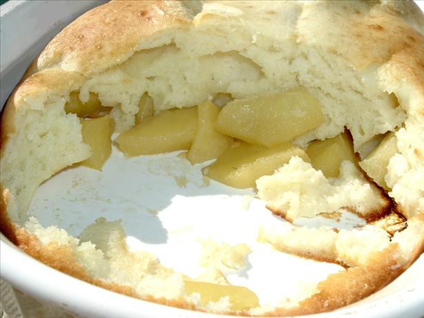 Delicious Puffy Oven-Baked Apple Pancake! Recipe - Breakfast.Food.com