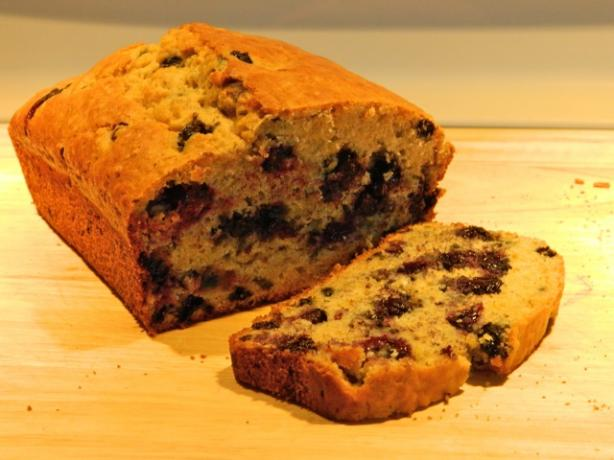 Blueberry Oatmeal Bread. Photo by Marty D