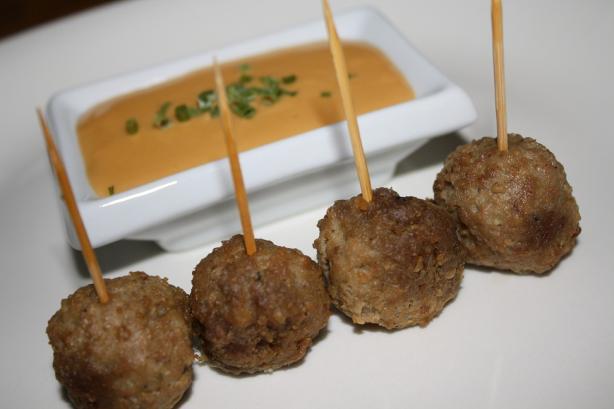 Danish (Fars) Meatballs. Photo by Pink_Diamond