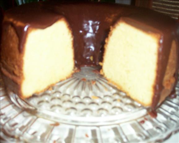 Cake Mix Doctor White Chocolate Pound Cake