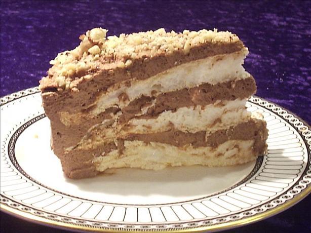 moroccan cake le russe recipe