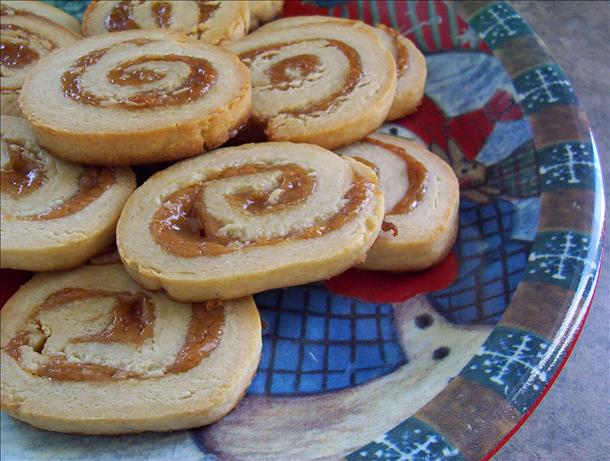 Caramel Swirl Cookies. Photo by * Pamela *