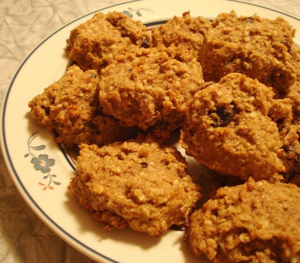 Persimmon Cookies Recipe — Dishmaps
