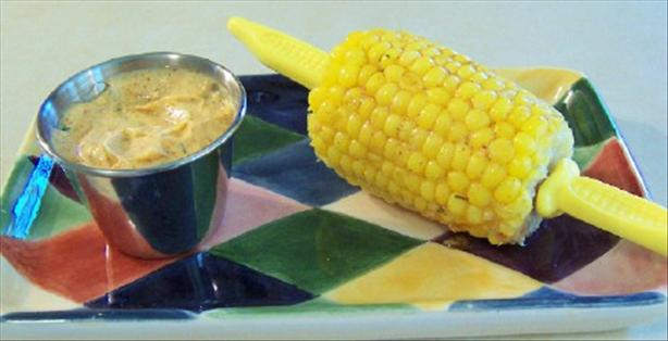 Corn on the Cob With Chipotle Butter. Photo by Bobtail