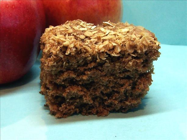 Easy Spiced Apple Cake