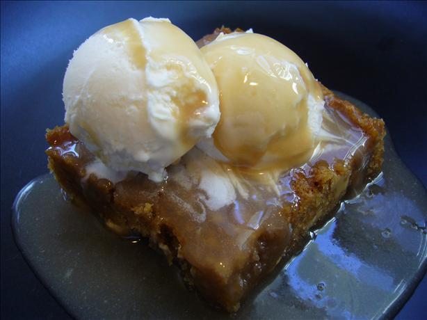 Maple Butter Blondie Dessert (Like Applebee's). Photo by cookiedog