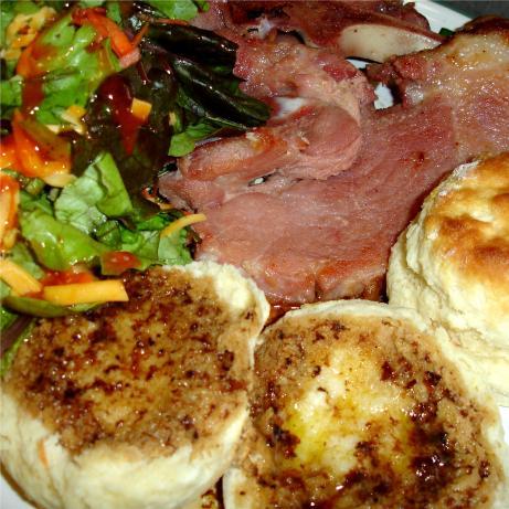 Ham and Red-Eye Gravy. Photo by mammafishy