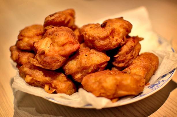 Chinese Restaurant Battered Chicken Fingers