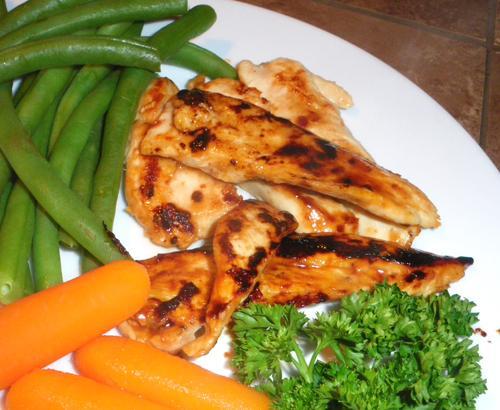 Cracker barrel grilled chicken marinade recipe