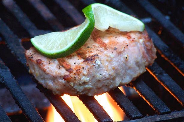Cuban Spiced Pork Chops. Photo by NcMysteryShopper