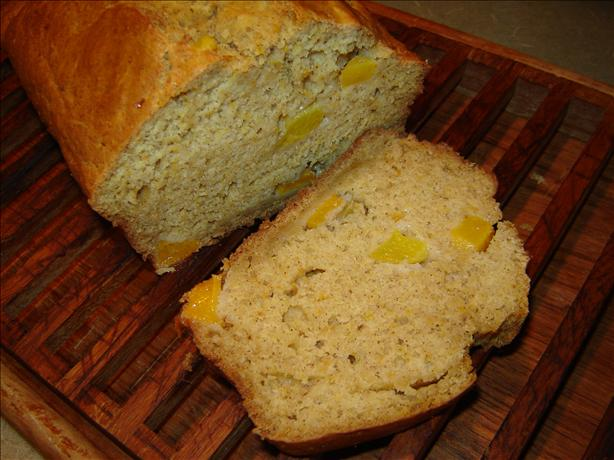 Harvest Peach Bread Recipe - Baking.Food.com