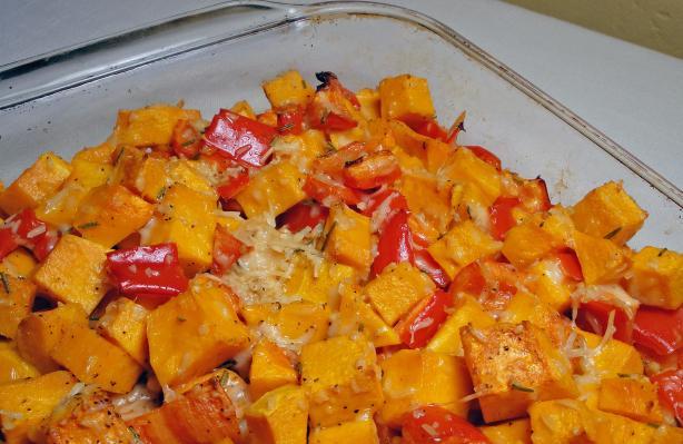Garlic Roasted Butternut Squash Recipe - Food.com