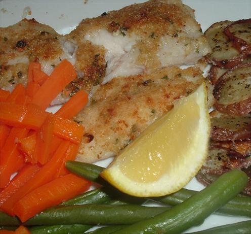 simple baked fish recipe